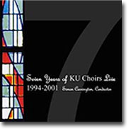Seven Years of KU Choirs Recording